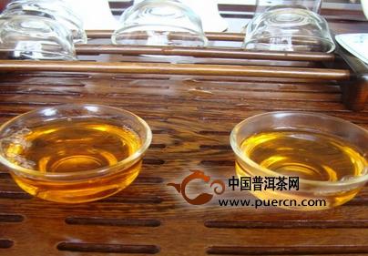 布朗新曼峨(普洱茶)茶叶的特点