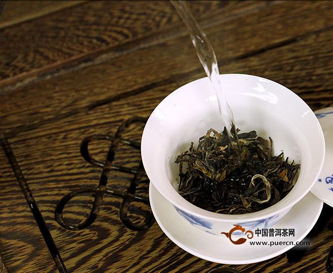 保塘汉族寨自然村普洱茶(茶叶)特点