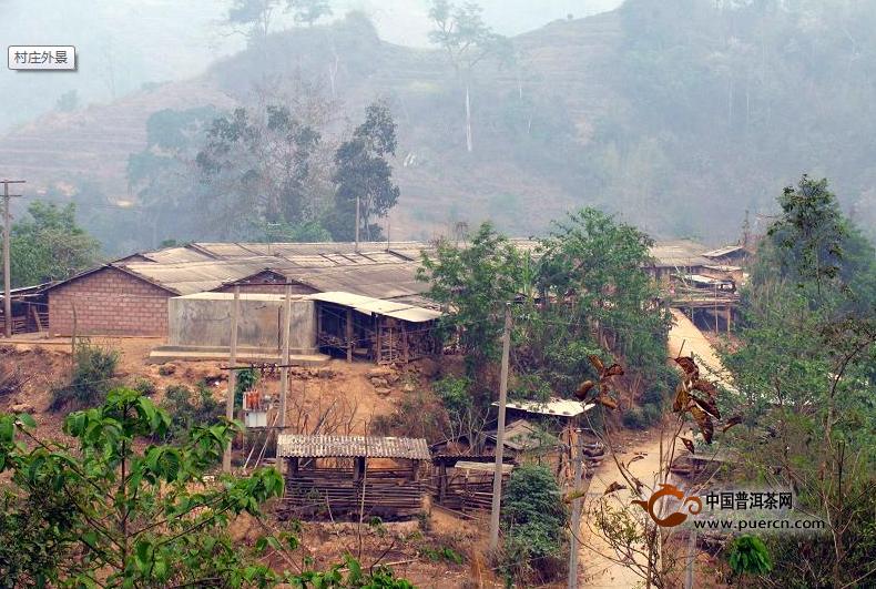 普洱茶村寨之苗寨自然村