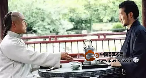 蹭茶要叩手礼,请人喝茶要学伸掌礼-饮视频陈肖鸣图片