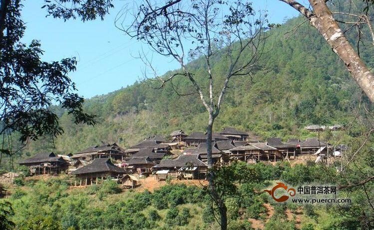 普洱茶村寨之帕亮自然村