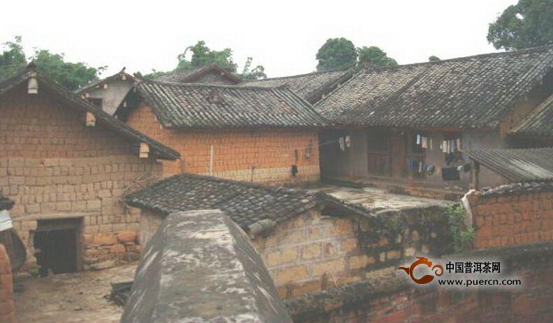景谷民乐镇白象村--普洱茶产地