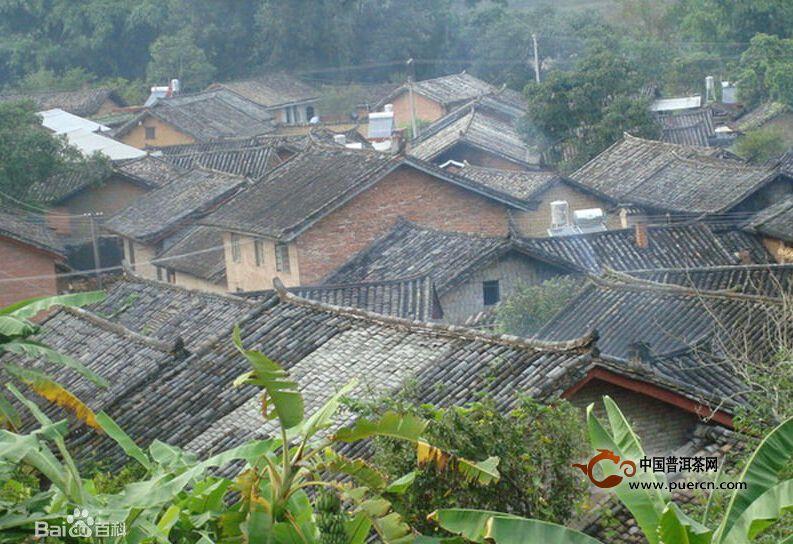 景谷民乐村介绍--普洱茶产地