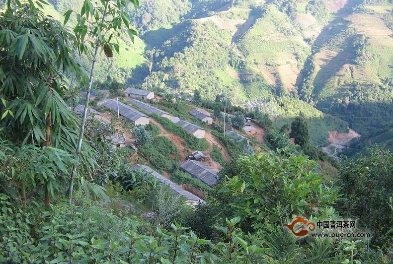 地界自然村村情概述