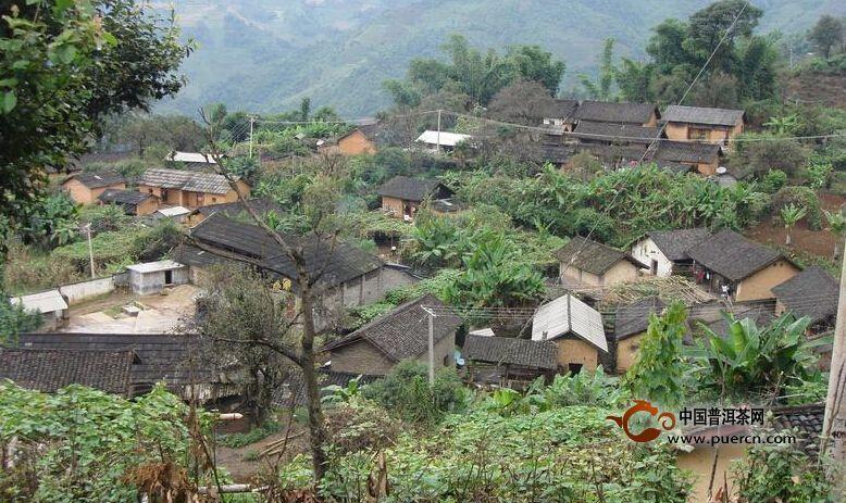 外寨自然村村情概述