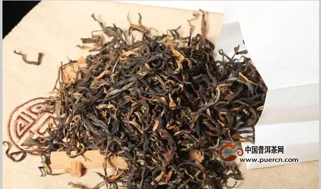 古树红茶的制作,采摘,萎调