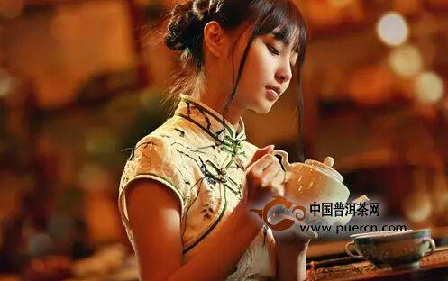 茶与旗袍,到底惊艳了谁?