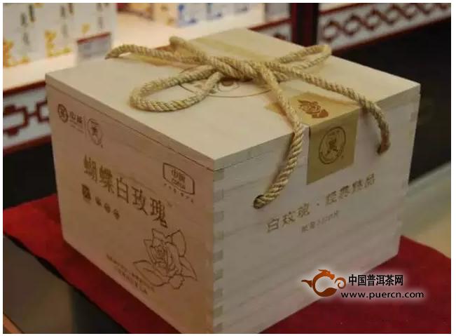 """2015中粮""""蝴蝶白玫瑰""""向您盛开"""