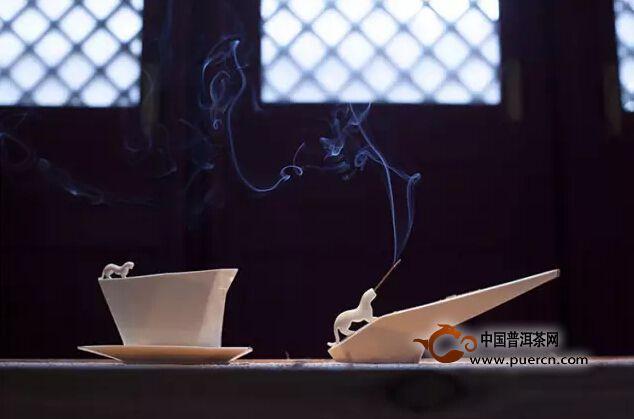 10年前,茶是茶,我是我;10年后,茶像我,我像茶