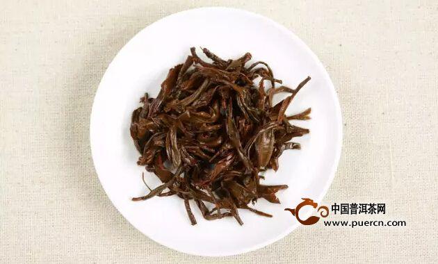 【古域滇红】勐库野生古树红茶