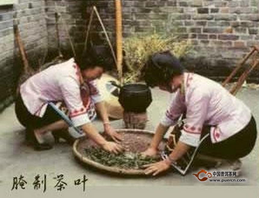 不同习俗不同玩法,普洱茶的文艺吃法,来一口尝尝?