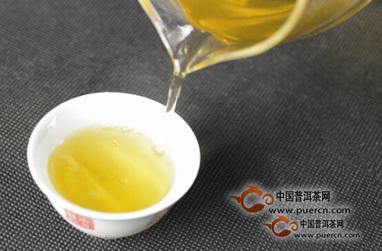 2016年大益美猴乾坤大猴饼茶汤