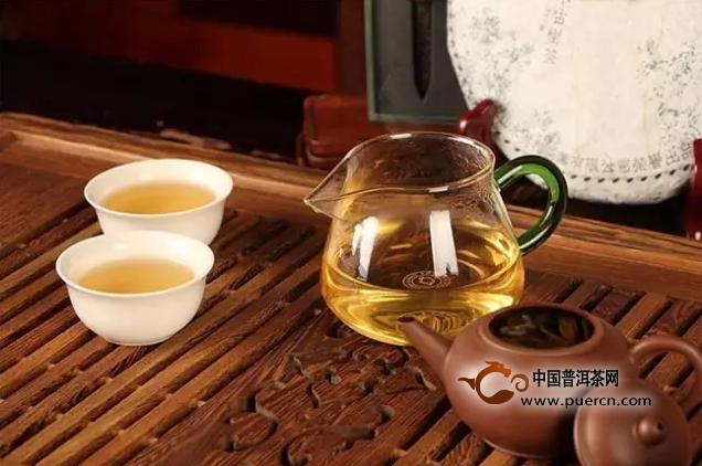 想要喝普洱茶减肥  你得知道科学的喝法