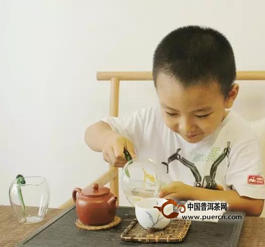 很实在的问题 儿童能喝茶吗