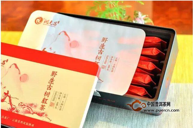 润元昌601野生古树红茶在15版的品质基础上