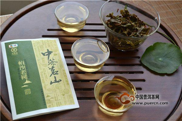 jojo阿帕茶-这款帕沙虽不是跟风品饮,却也等了很久,今天一品,虽然前几泡滋味