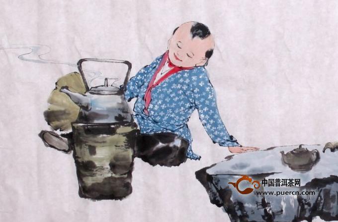 唐代煮茶讲究三沸