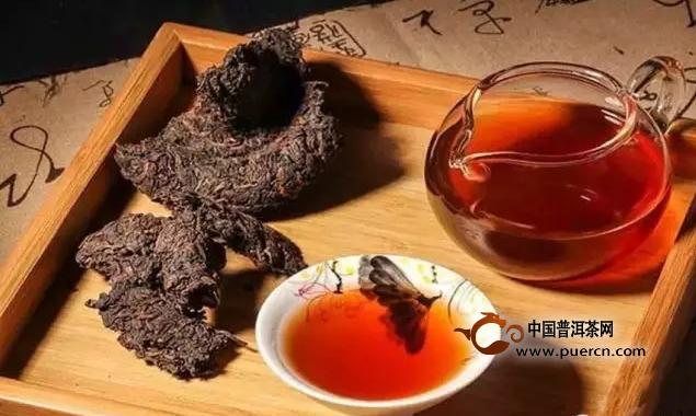 """【普洱早课】为什么熟茶又叫""""工艺""""普洱茶?"""