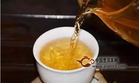 一杯好茶,可遇而不可求