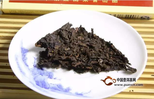 【普洱早课】解析普洱茶熟茶的水味和燥感