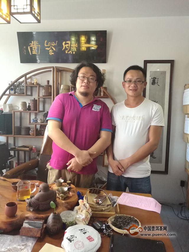 【访谈】信茂堂寻找中国10万茶商  产品为王抢滩茶市