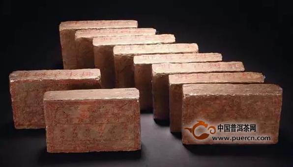 【普洱早课】被公认的普洱茶历史上的十六大名品(下)