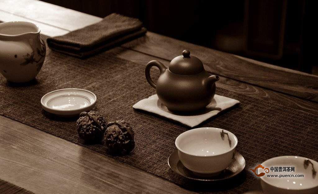 记忆中的老茶铺