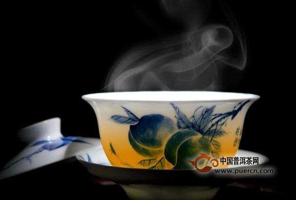 邹家驹:漫话普洱茶