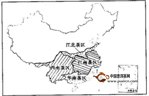 中国十大名茶:铁观音,碧螺春,黄山毛峰,西湖龙井,君山银针,武夷图片