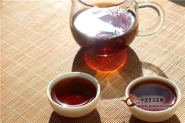 【品鉴】熟普遇上紫娟,中茶紫韵乌金