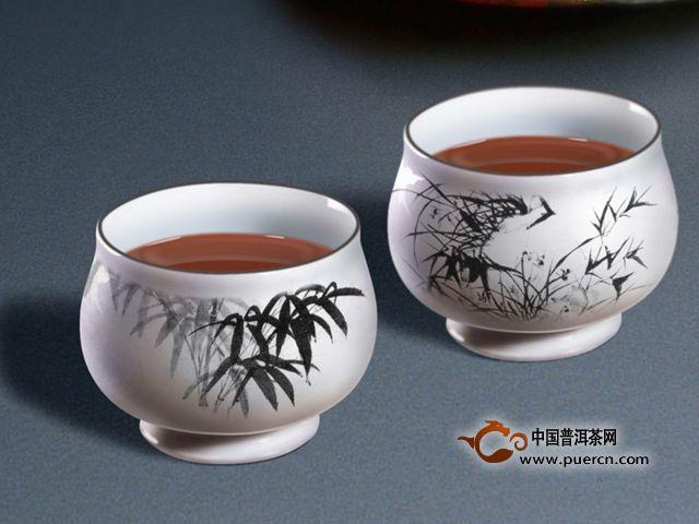 先有喝茶的心再去喝茶