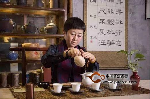 沈应琼:有心的偏执狂 纯粹的寻茶人