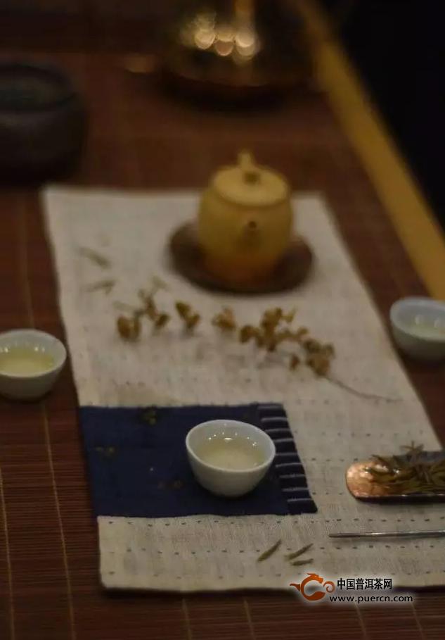 【茶诗茶话】我有一杯茶,足以慰风尘