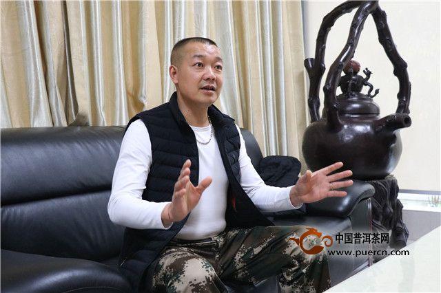 【访谈】俊仲号:创新为王 破普洱茶同质化魔咒