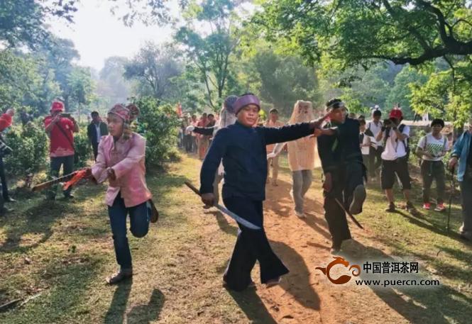 景迈山——中国茶的诗和远方