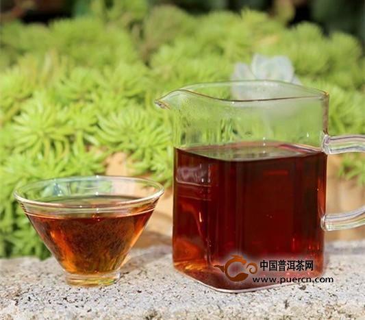 普洱茶上面有一层油物,我是不是买到了假茶?