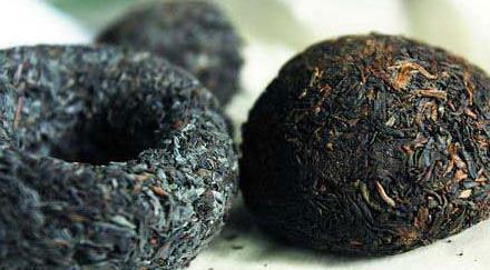 怎么看出普洱茶发霉图片