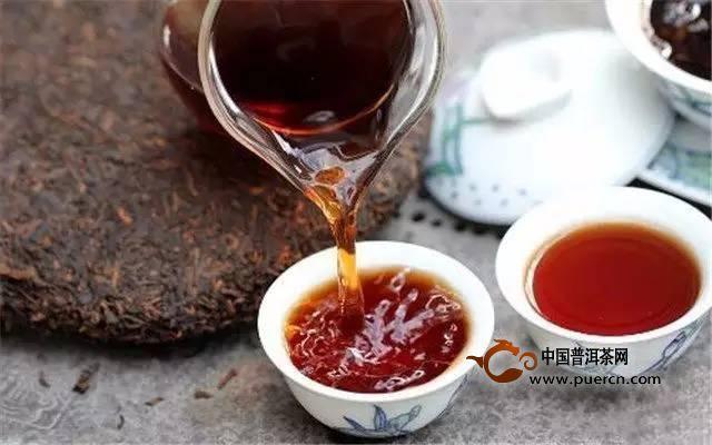青砖茶与普洱茶的不同之处