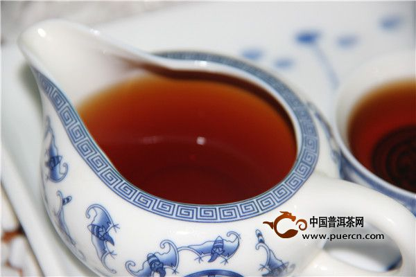 普洱熟茶什么样的汤色最好?