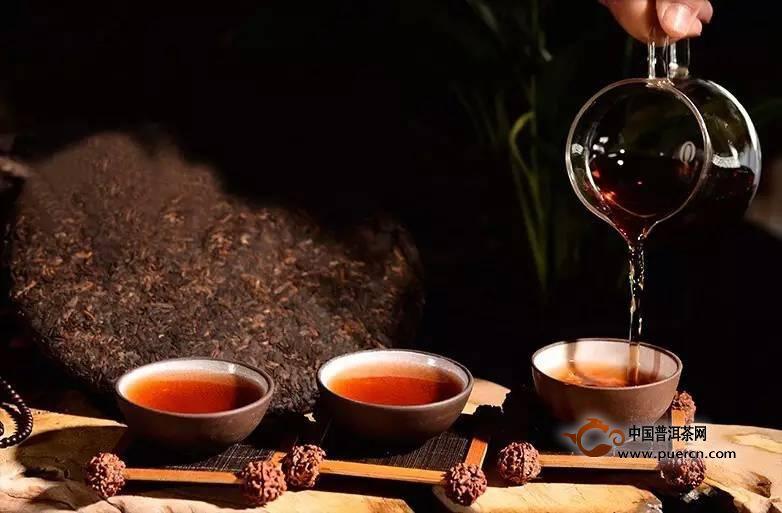 这种极品是普洱茶的深水区