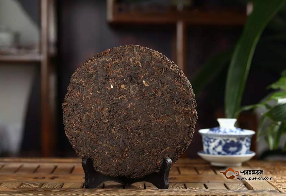 为什么存放后的普洱茶汤会越变越红