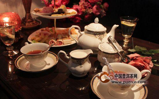 英式下午茶的正确吃法