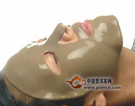 自制茶叶面膜的做法