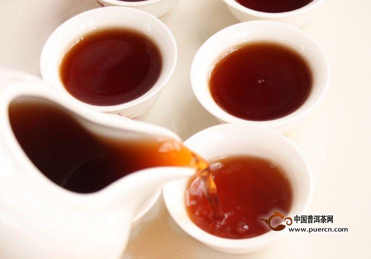 喝云南七子茶饼有什么好处