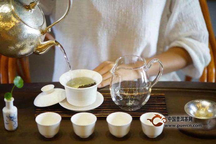 煮茶和泡茶有什么区别
