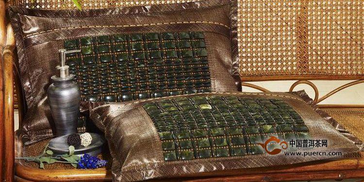 自己怎样做茶叶枕头?