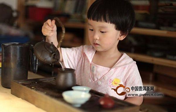 儿童最适合饮用普洱茶