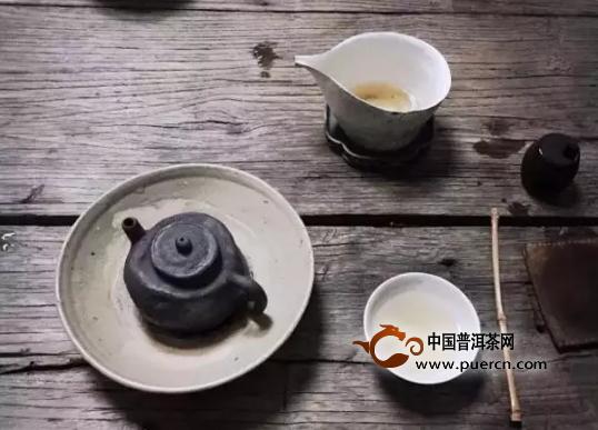 有一种福气叫静静的喝茶