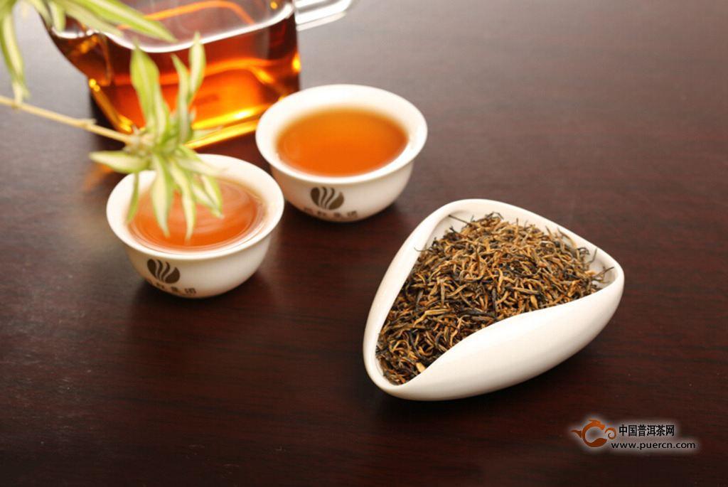 黑茶和红茶的区别