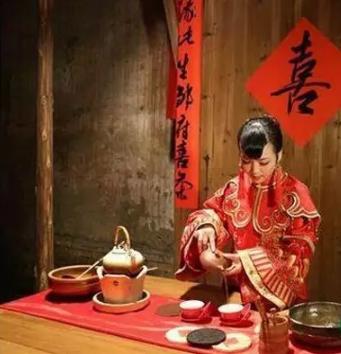 茶与婚姻原来存在着这么重要的关系